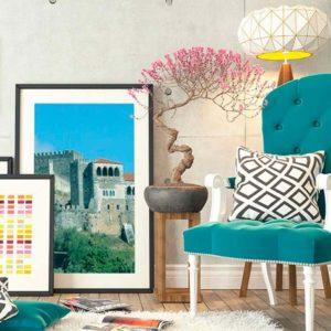 Curso Decoração e Design Interiores Leiria